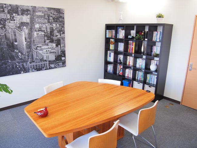 事務所風景-相談室